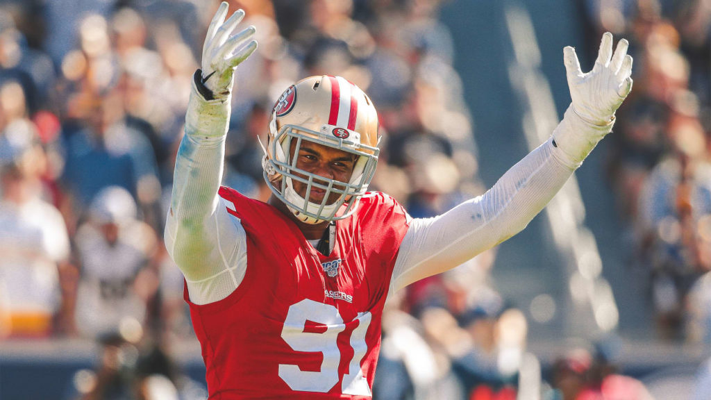 49ers Improve to 5-0 Following Divisional Win Over...