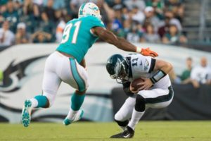 Video: Eagles Look to Get to .500 as They Head to...
