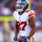 New York Giants' Sterling Shepard placed back in...