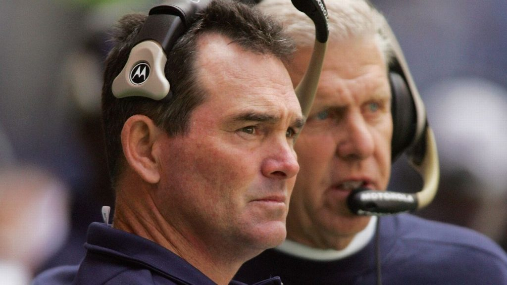 How the Cowboys helped shape Mike Zimmer into an...