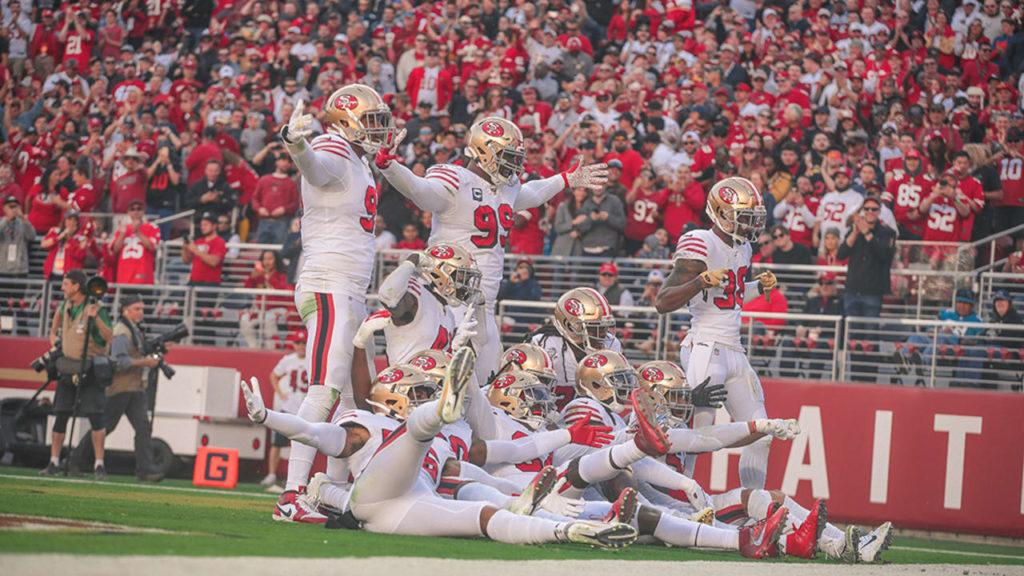 Behind the 49ers Perfect 8-0 Start