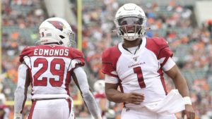 The Potential Of Kyler Murray As Offensive Rookie...