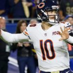 Mitchell Trubisky day-to-day, practices in full