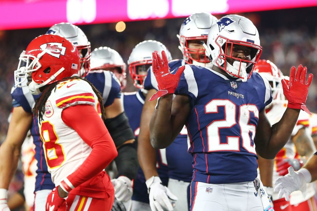 It's now or never for the Patriots run game with...