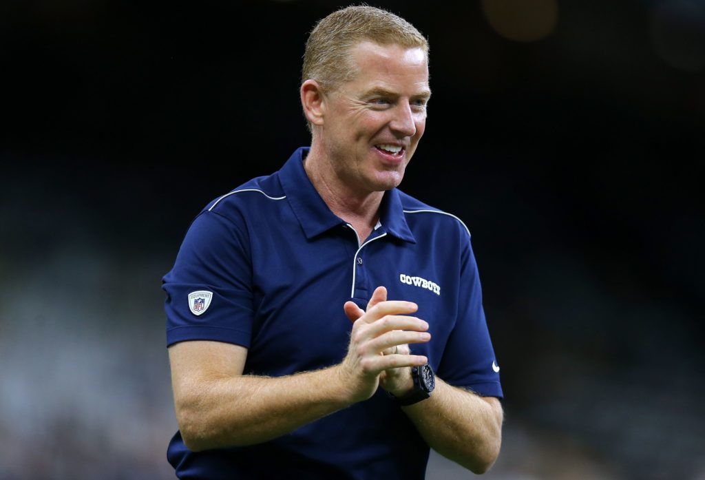 Is there a scenario where Jason Garrett returns?