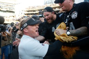 The Raiders leaving Oakland is a sad NFL moment