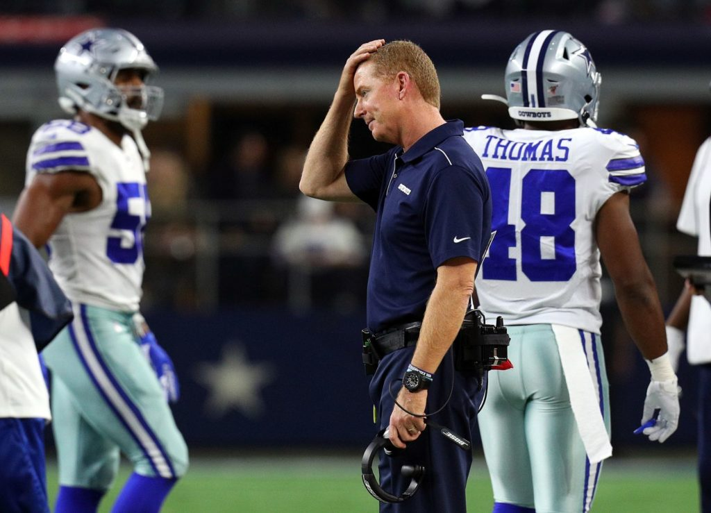 For the Dallas Cowboys, a dysfunctional December a...