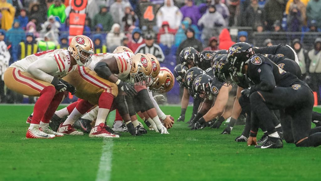 San Francisco 49ers vs. Baltimore Ravens Postgame...