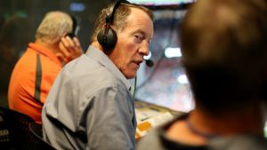 'Voice of the Broncos' Dave Logan elected to...