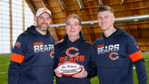 Jim Riebandt reflects on 37 years with the Bears