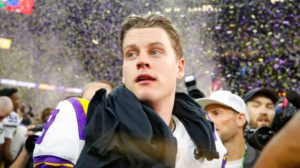 Bengals coaches already impressed by Joe Burrow –...