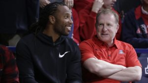 Larry Fitzgerald Moves To NBA -- As Part Owner Of...