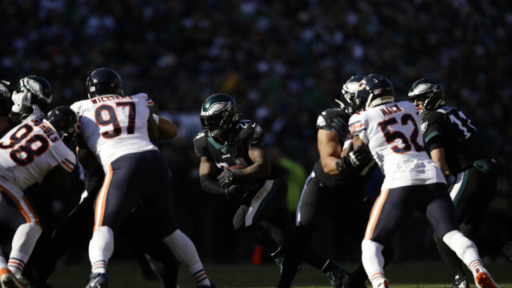 Jordan Howard wants to remain with the...