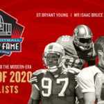John Lynch, Bryant Young, Isaac Bruce Named...