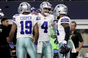 Dallas Cowboys fans take solace; Offense can win...