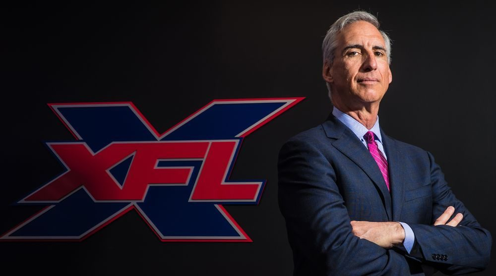 Oliver Luck On Kaepernick In The XFL: 'We Have...