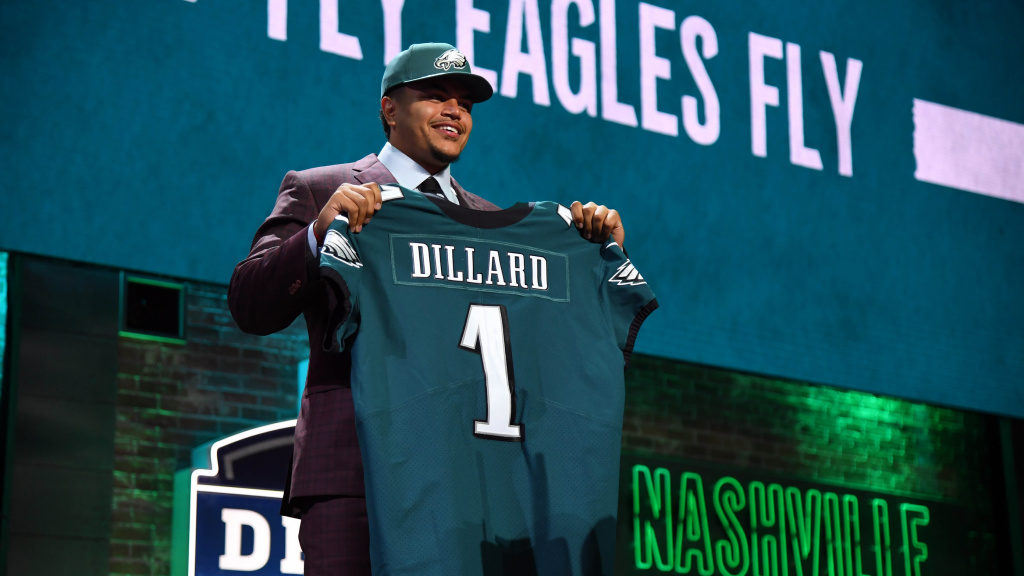 Eagles slated for poor draft based on Dallas Draft...