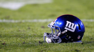 New York Giants considered extreme long shots