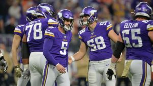 2019 Vikings Position Recap: Special Teams