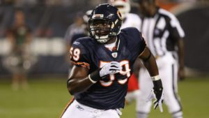 Former Bears linebacker returns to Super Bowl