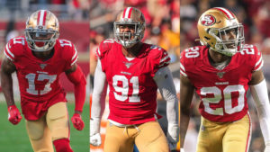 Looking at the 49ers Upcoming Free Agents and...