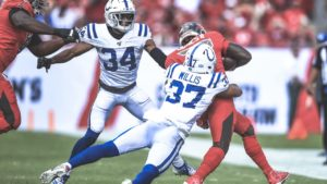 The Indianapolis Colts had the ninth-most...