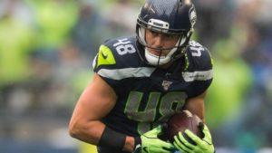 Seattle Seahawks 2020 free agent profile: Tight...
