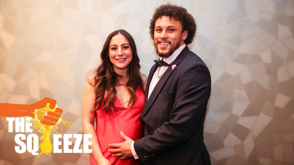 The Squeeze: Phillip Lindsay preparing for his...
