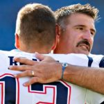 Mike Vrabel downplays FaceTime with Tom Brady