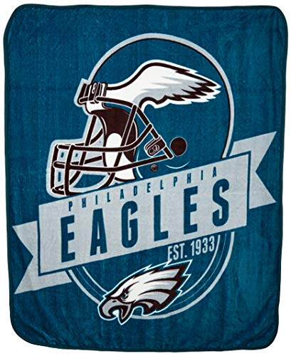 Officially Licensed NFL Grand Stand Plush Ras...