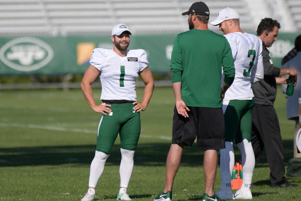 Where Jets may turn next as kicker conundrum...