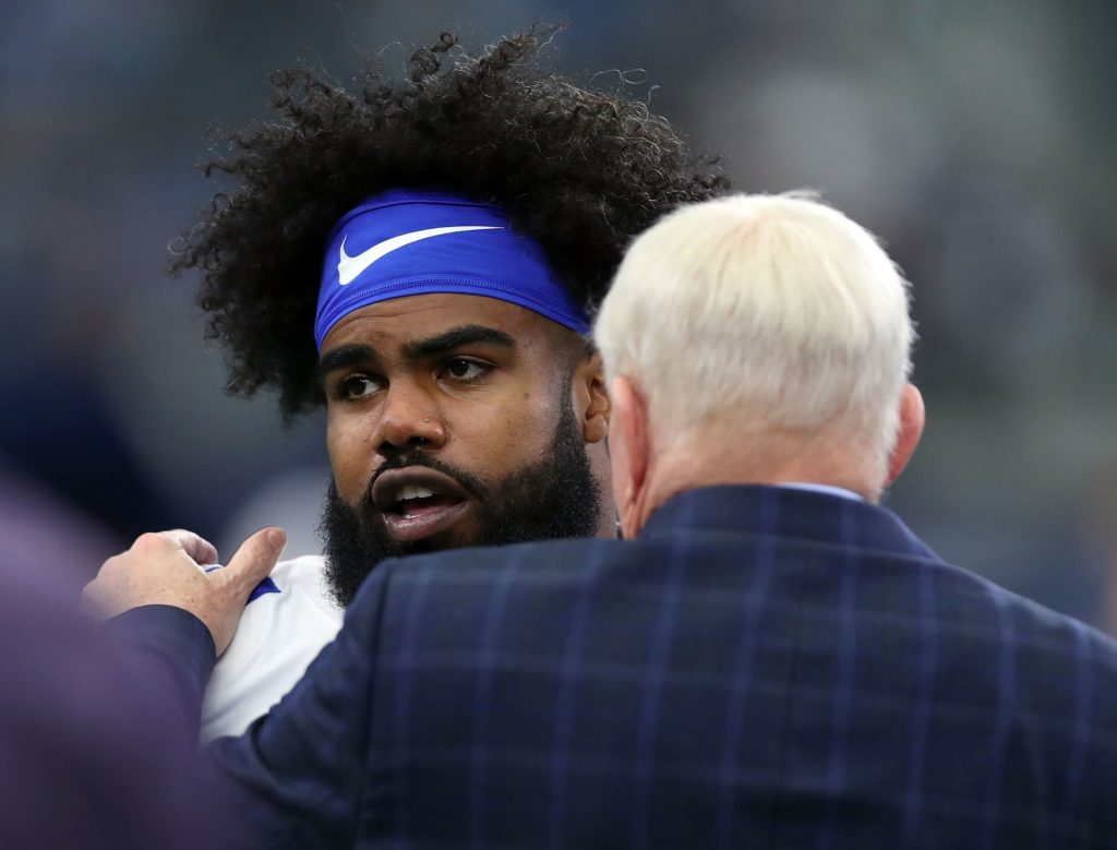 Questions worth asking about reported Ezekiel...