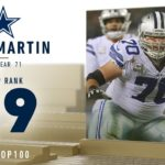 #59: Zack Martin (OG, Cowboys) | Top 100 Players...