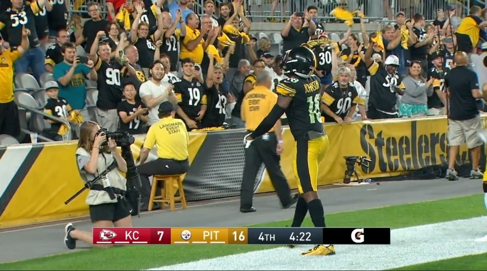 Perspective Of An Average Steelers Fan: Shut Out...