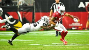 With Michael Crabtree Aboard, Now What For...
