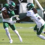 Jets training camp: Offense hitting its marks