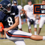 Bears cut Fry, leaving Pineiro as only kicker