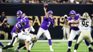 Get to Know Vikings QB Jake Browning