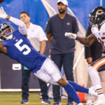 New York Giants waive WR Da'Mari Scott
