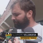 Villanueva: 'Steelers Out To Prove That Unity Can...
