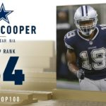 #64: Amari Cooper (WR, Cowboys) | Top 100 Players...