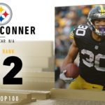 #62: James Conner (RB, Steelers) | Top 100 Players...