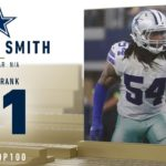 #61: Jaylon Smith (MLB, Cowboys) | Top 100 Players...