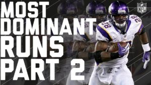 The Most Dominant Runs in NFL History Part 2! |...