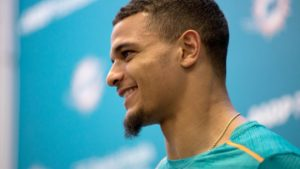 Top pick Minkah Fitzpatrick begins working on...