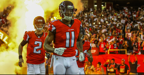 The highest paid Atlanta Falcons players in the...
