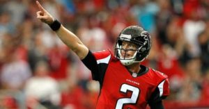 Matt Ryan could pass John Elway on NFL's passing...