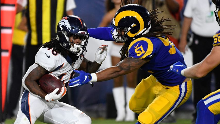 Raiders to sign Dakota Allen from Rams practice...