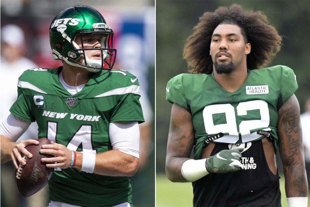 Jets need more than Sam Darnold to save their...