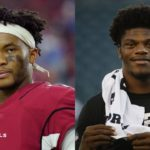 Kyler Murray, Lamar Jackson 'Could Be The Future...